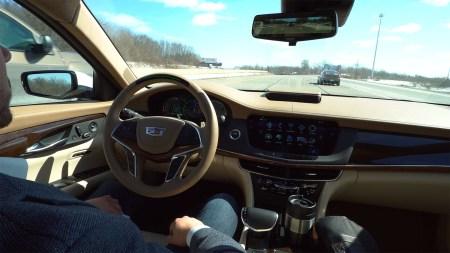 General Motors анонсировала систему помощи водителю Ultra Cruise, которую можно использовать в «95%» сценариев вождения