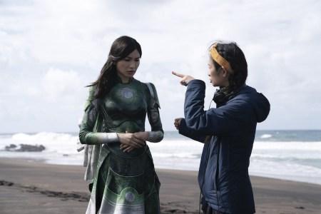 «Вечные» будут идти 2 часа 30 минут — в кинокомиксе Хлои Чжао будет две сцены после титров