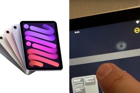 Владельцы iPad mini пожаловались на новые проблемы с экраном — искажения и обесцвечивание