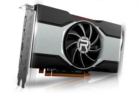 В сети появились официальные характеристики и первые тесты видеокарты Radeon RX 6600 — производительность на уровне GeForce RTX 3060