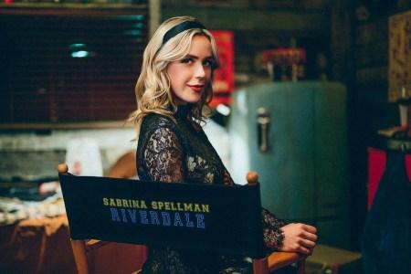 Кирнан Шипка сыграет ведьму Сабрину Спеллман в шестом сезоне сериала «Ривердейл» для канала CW («Леденящие душу приключения Сабрины» Netflix закрыл в прошлом году)
