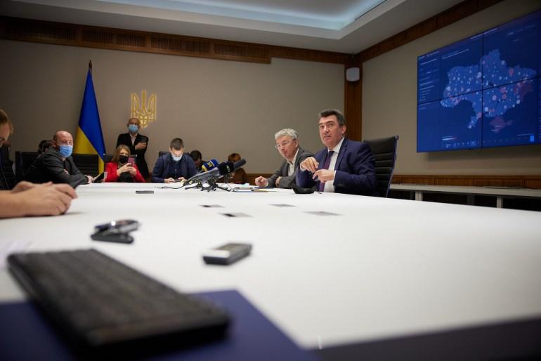 РНБО презентувала інформаційно-аналітичну систему «СОТА», яка містить вичерпну публічну інформацію з різних сфер життєдіяльності України