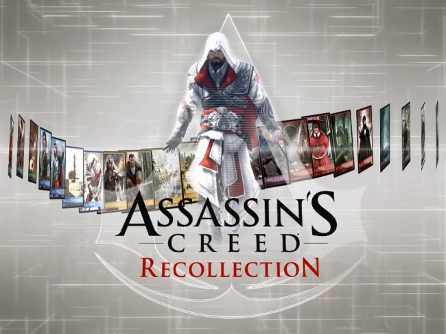 Обзор игры Assassin's Creed Recollection
