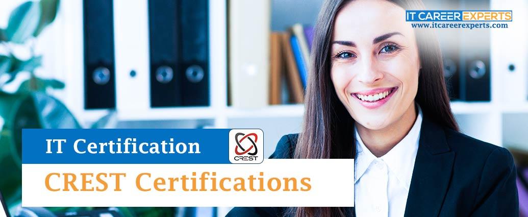 CREST Certifications