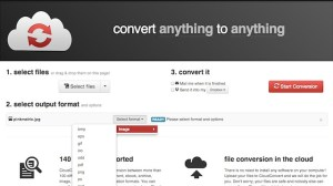 Cloud convert for any file format