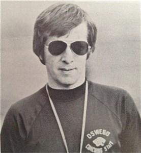 My high school coach, Roger Wilcox