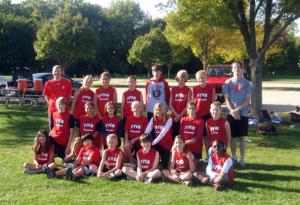 Yorkville Middle School 2008 Team
