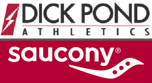 Dick Pond Athletics and Saucony for hosting our Post Clinic Reception at Skrine's Chop House.