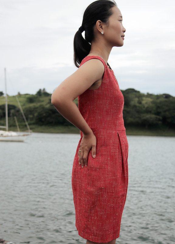 Marbella Dress PDF Sewing Pattern 4