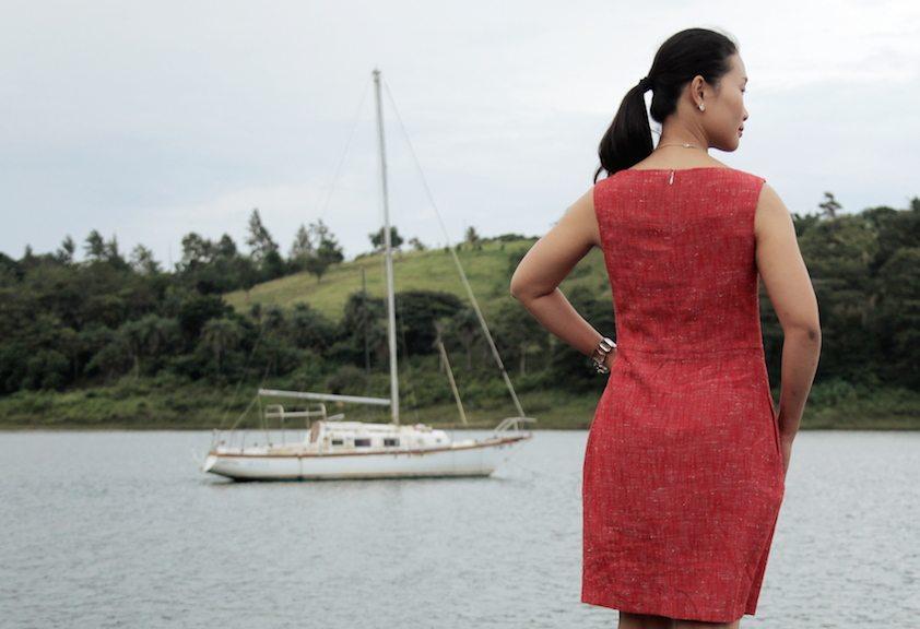 Marbella Dress PDF Sewing Pattern 8