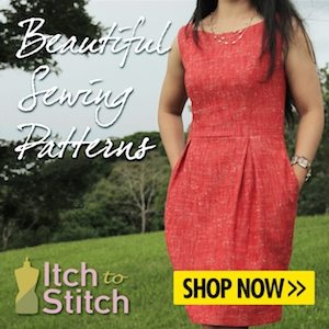 Itch to Stitch Ad 300 x 300