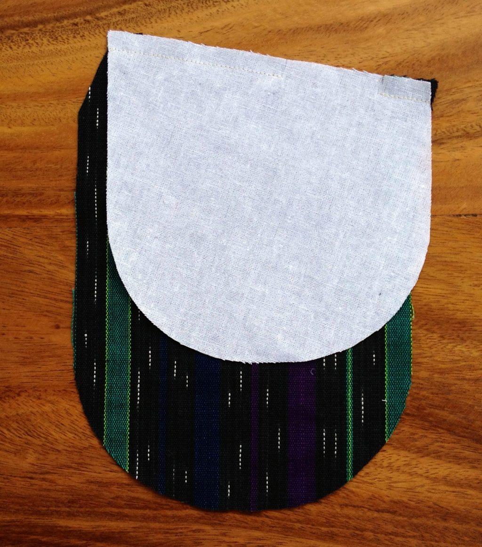 Step 1 Patch Pocket