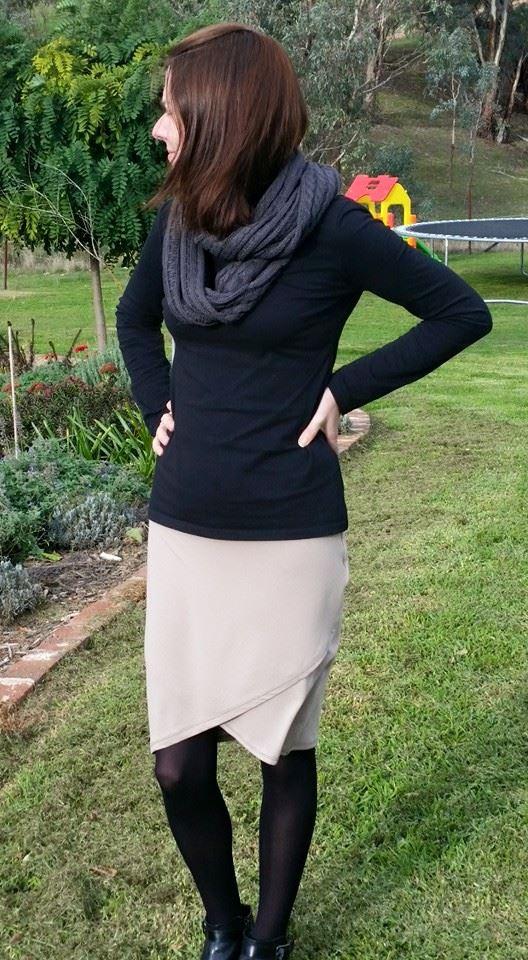 Susan's Lindy Petal Skirt