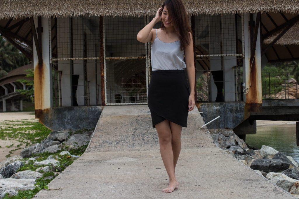 Jessie's Lindy Petal Skirt