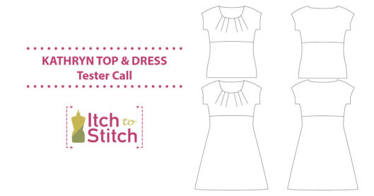 Kathryn Top & Dress Tester call