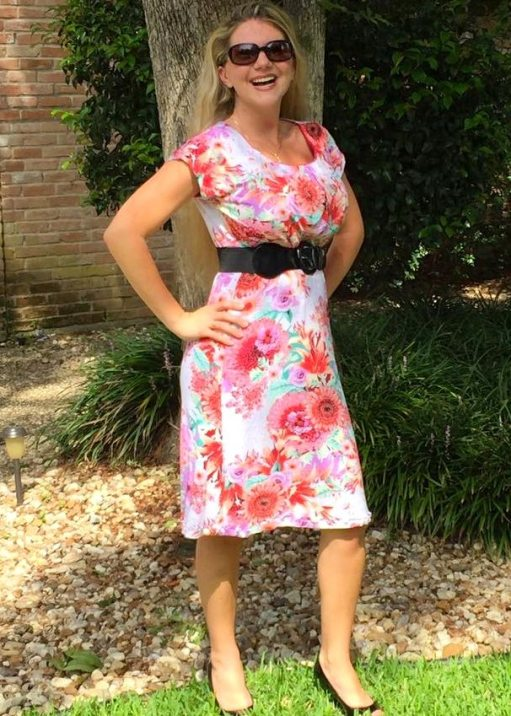 Itch to Stitch Kathryn Top & Dress PDF Sewing Pattern