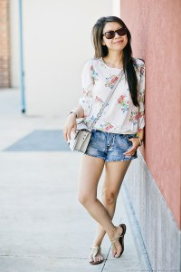 Flowy Top for the summer Labella Mel