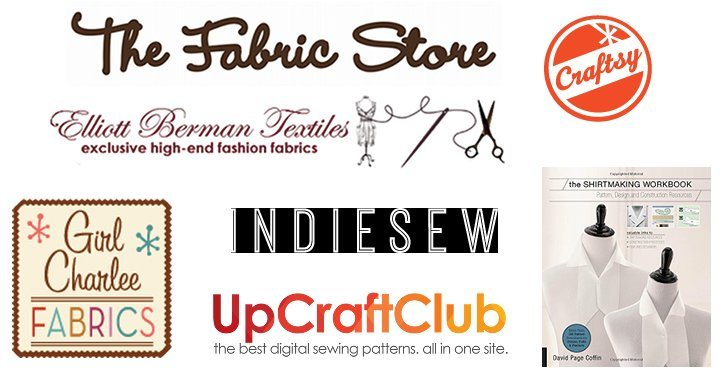 Itch to Stitch First Anniversary Sponsors