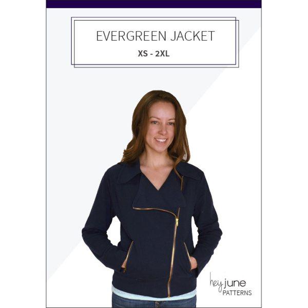Evergreen Jacket by Hey June