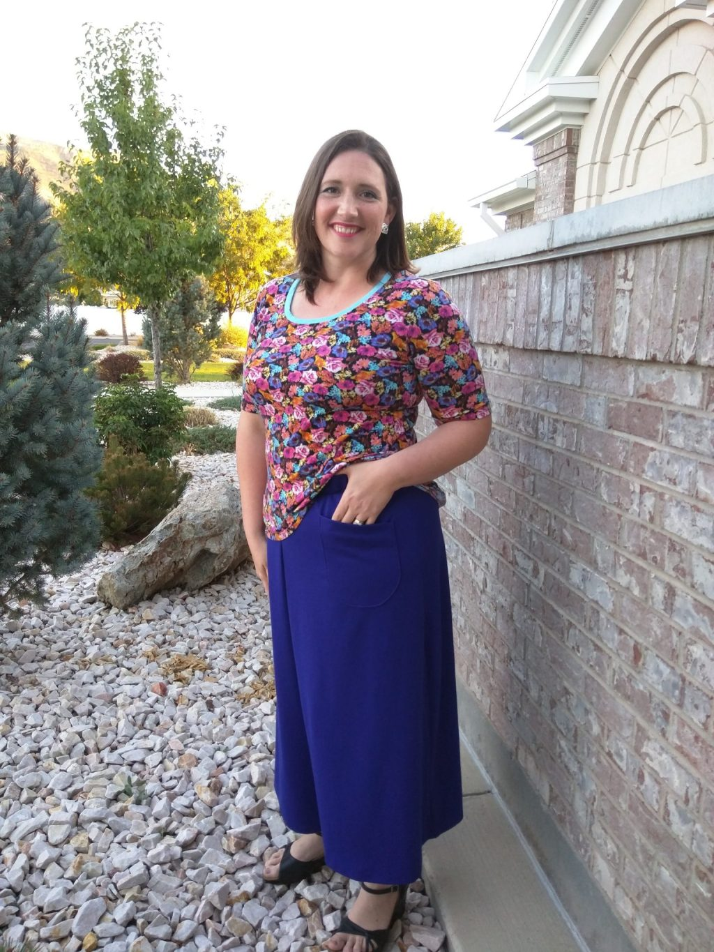 Itch to Stitch Birthday Tour - Jordan of Goddess of Sewing - Emily Culottes