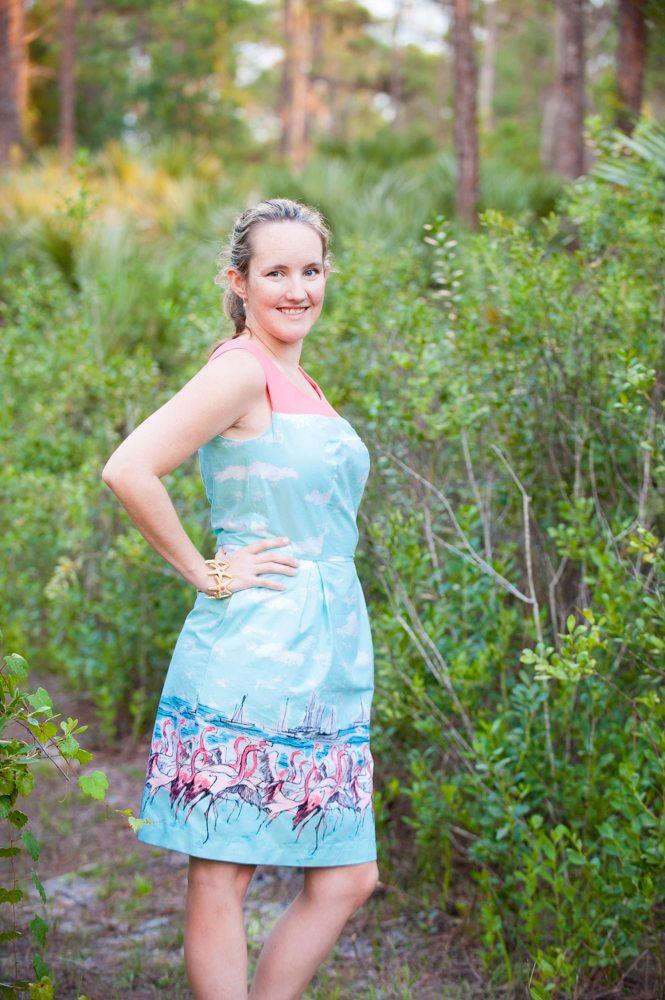 Itch to Stitch Birthday Tour Bella Sunshine Designs Melissa