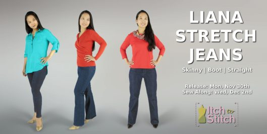Liana Stretch Jeans Save the Day