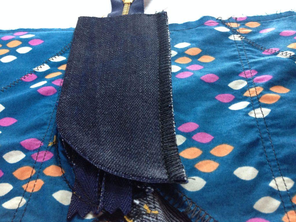 Liana Stretch Jeans Sewalong Day 8 Stitch Serge