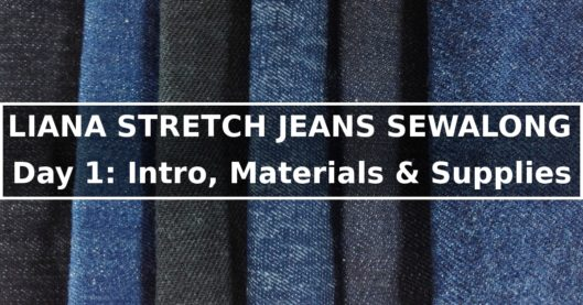 Liana Stretch Jeans Sewalong1
