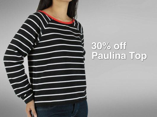 Paulina Top 30% Offf