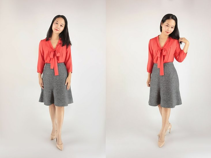 Itch to Stitch Zamora Blouse PDF Sewing Pattern