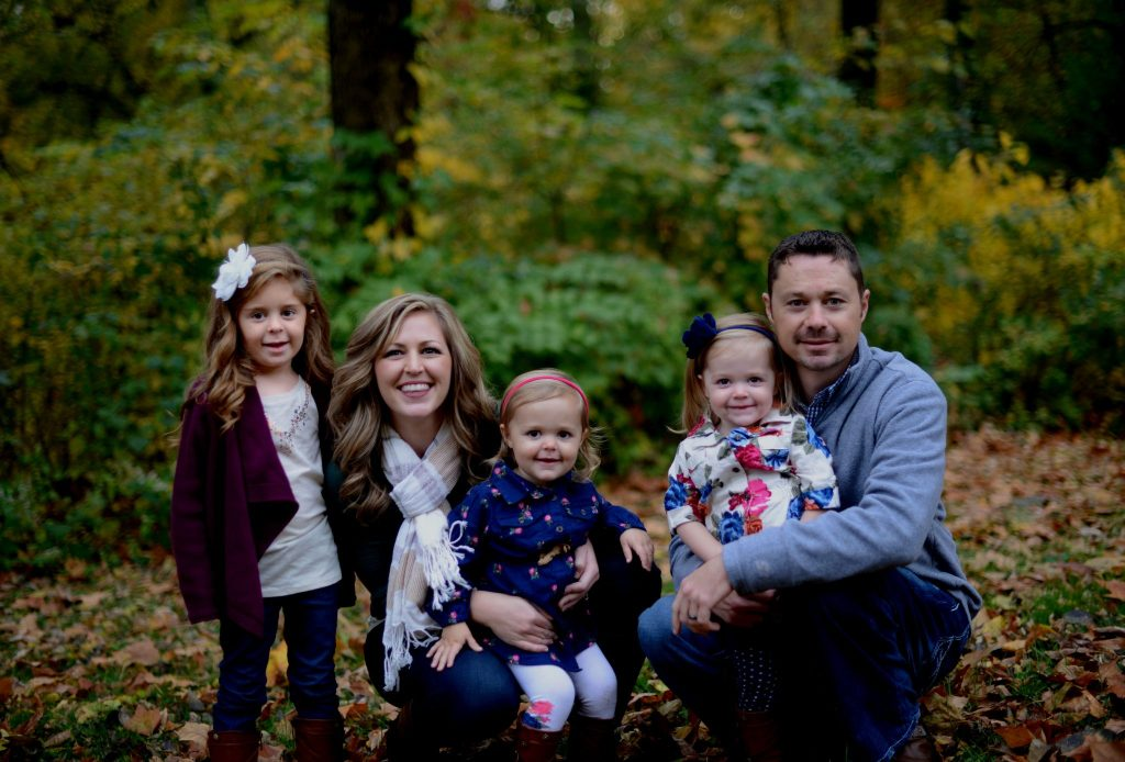 Cassy Gobin and Family