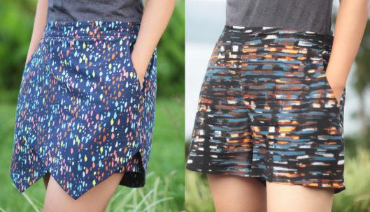 Belize Shorts & Skort