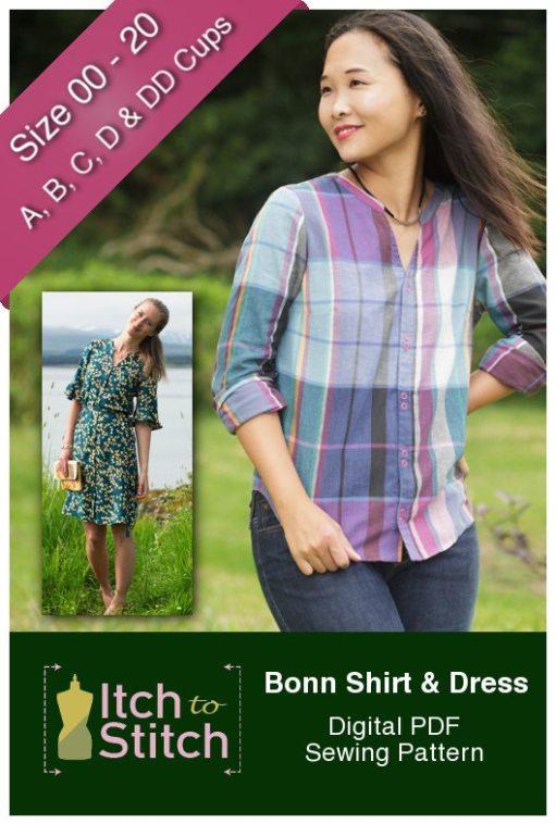 Itch to Stitch Bonn Shirt & Dress