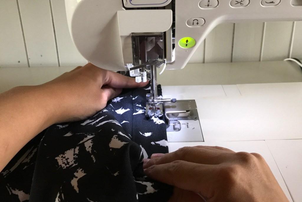 Stitch on Elastic Waistband