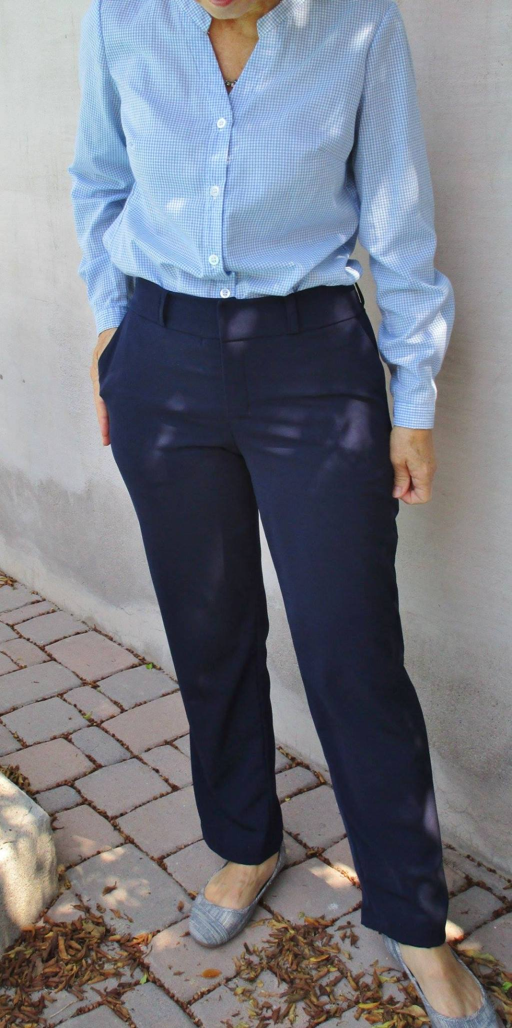 Itch to Stitch North Point Trousers