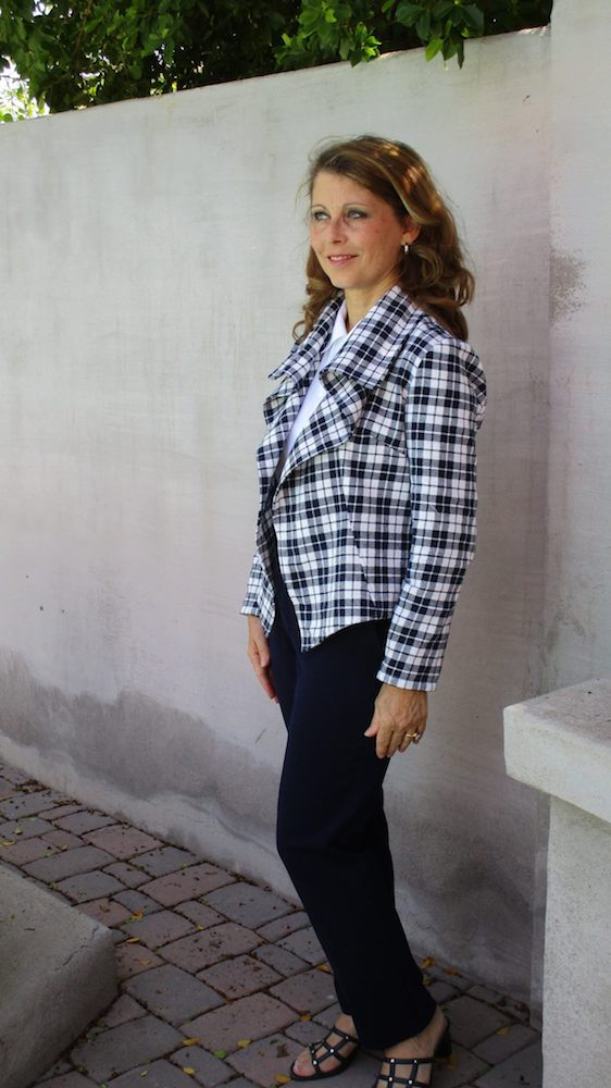 Itch to Stitch Hvar Jacket PDF Sewing Pattern