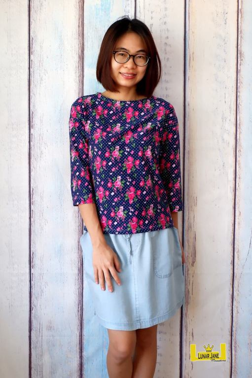 Itch to Stitch Uvita Top PDF Sewing Pattern - Free Pattern