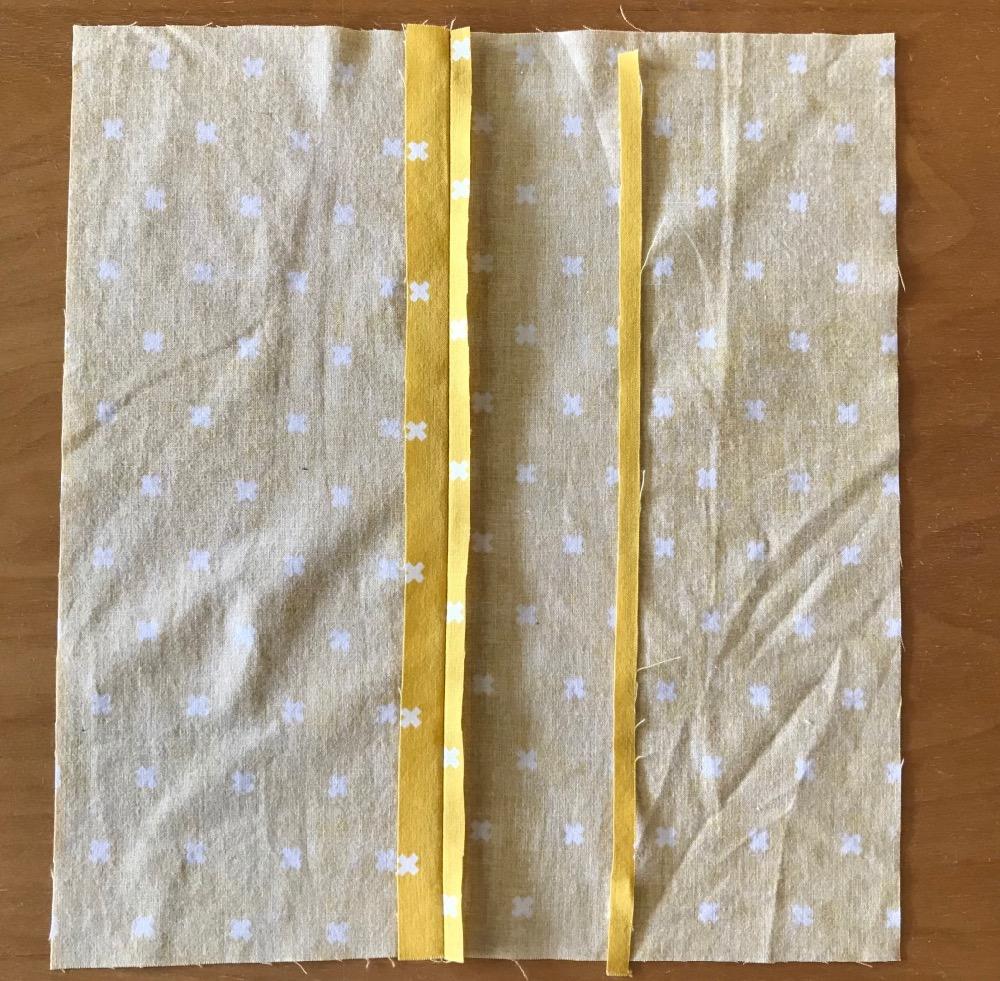 Flat felled seam tutorial