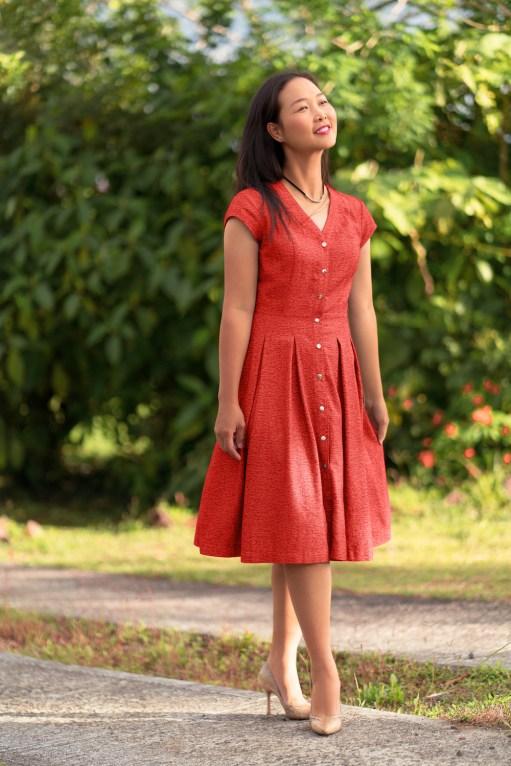 Itch to Stitch Kalispell Dress PDF Sewing Pattern 2