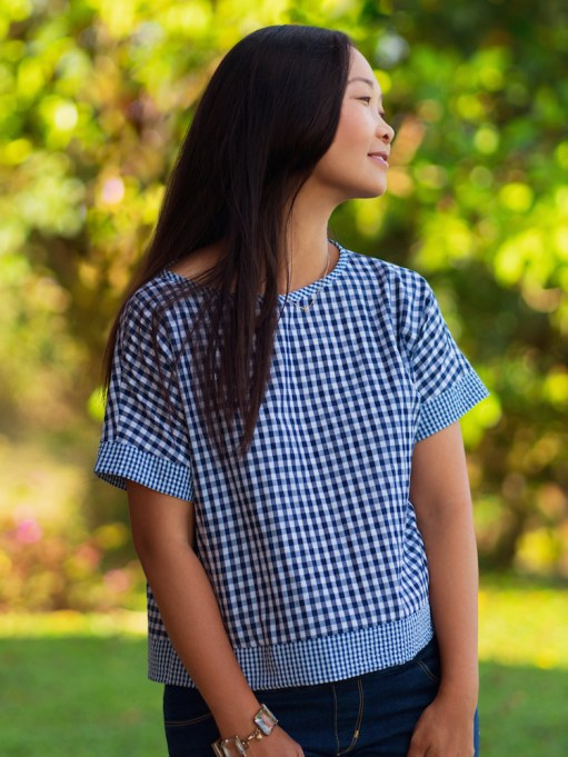 Itch to Stitch Melrose Top and Dress PDF Sewing Pattern 4