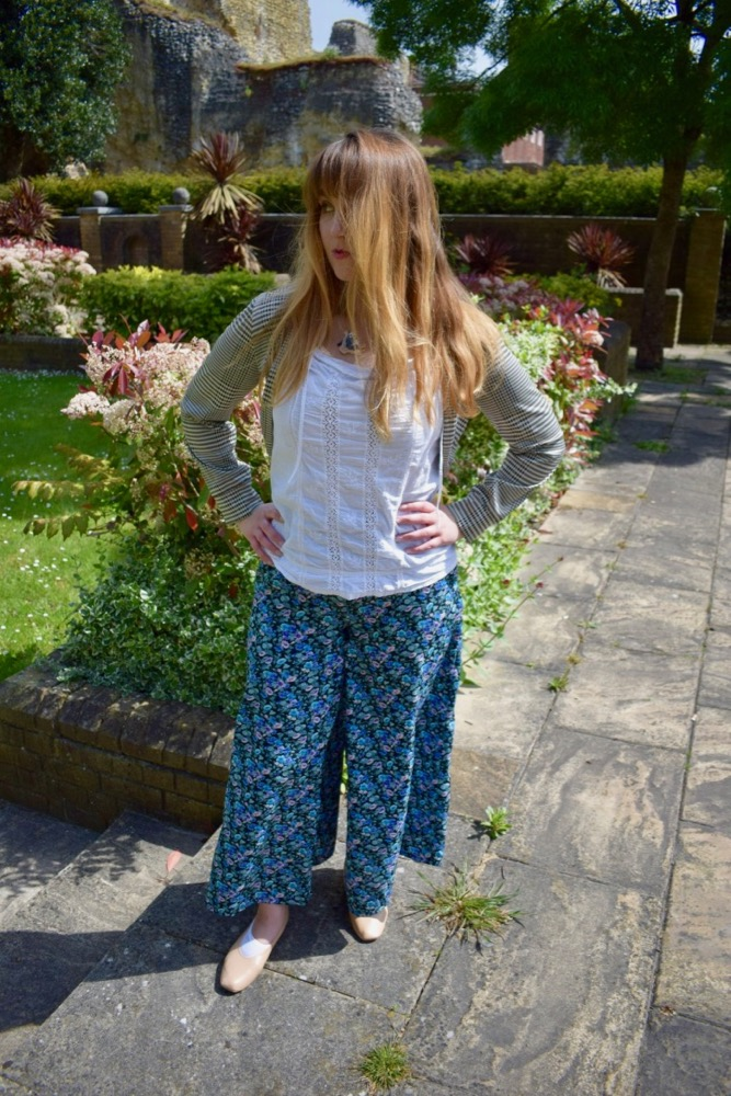 Itch to Stitch Samara Pants PDF Sewing Pattern