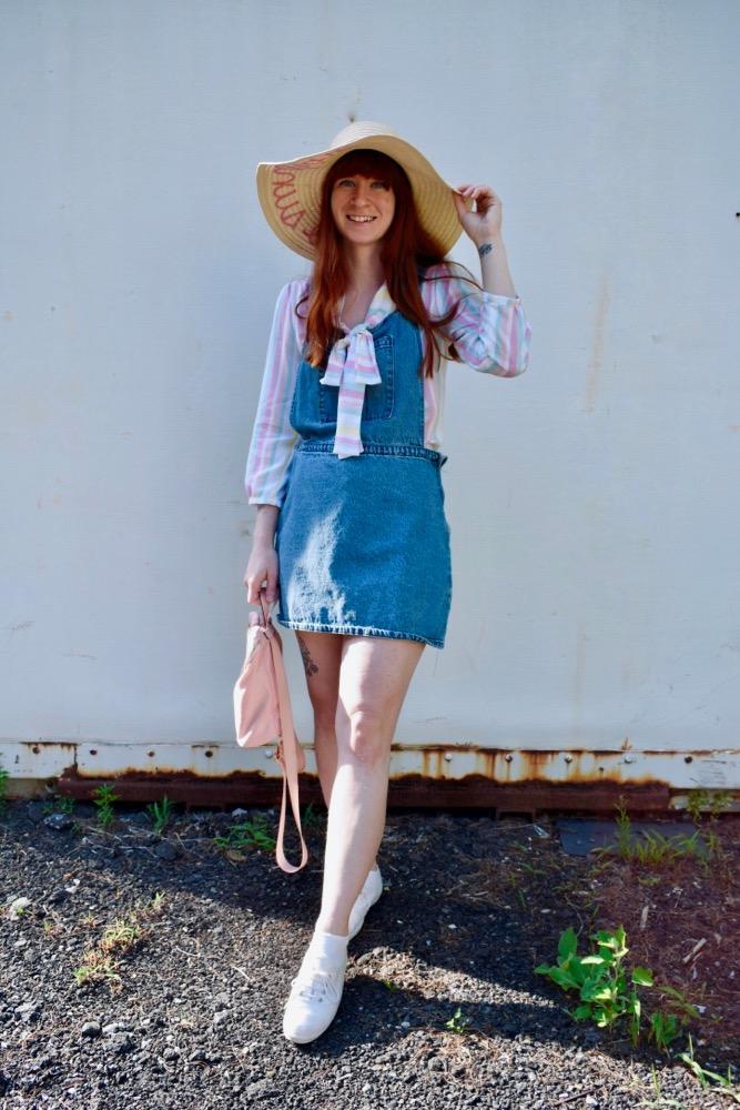 Itch to Stitch Zamora Blouse Make It Wear It Blog Series Erin Raspberry Creek Fabrics Rayon Challis