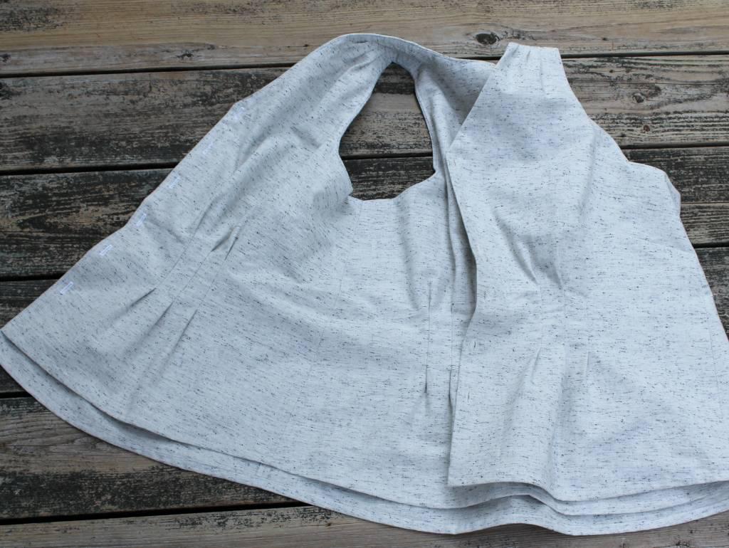 Itch to Stitch Dana Point Top + Salamanca Jacket—Make It Wear It—Ajaire