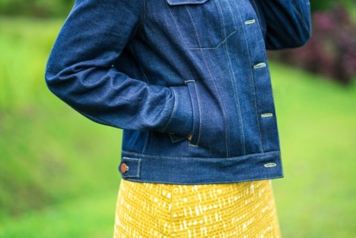 Itch to Stitch Atenas Jacket PDF Sewing Pattern