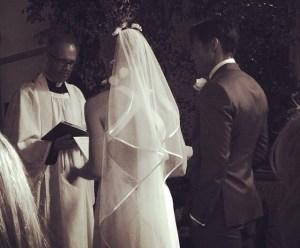 Wedding of Arabella and Tom