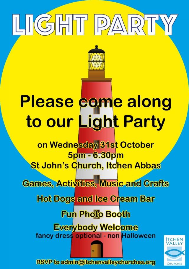Light Party FINAL A5