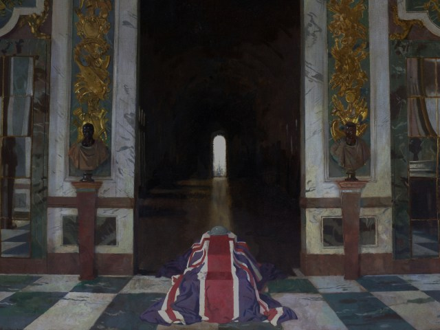 William_Orpen_-_To_the_Unknown_British_Soldier_in_France_-_Detail_4