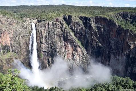 8. Wallaman Falls, Qld