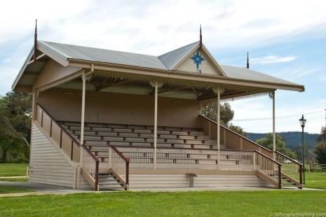 Toongabbie Grandstand
