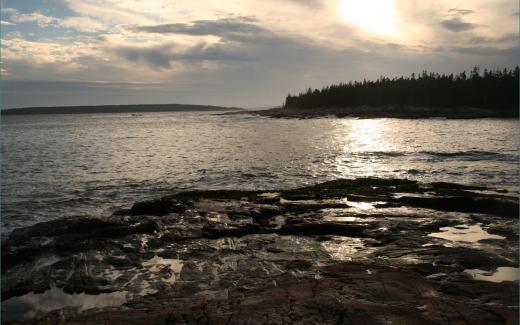 Maine: Arcadia National Park